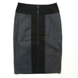 EUC Rag & Bone Colorblock Zipper Pencil Skirt